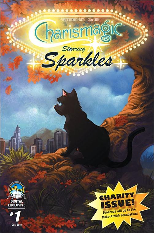 Charismagic: Sparkles One Shot