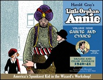 Complete Little Orphan Annie, Vol. 9