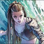 Preview of Fathom: Kiani (vol. 2) #4 (Aspen) by Vince Hernandez & Oliver Nome