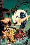 THE FURY OF FIRESTORM: THE NUCLEAR MAN #17