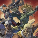 IDW Re-launches G.I. Joe With A New Creative Team In February 2013
