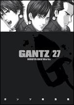 GANTZ VOLUME 27 TP