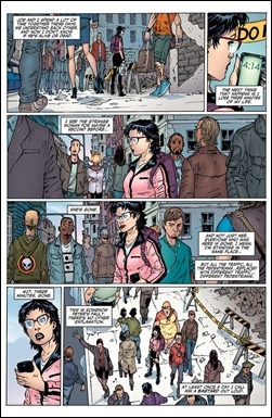 Harbinger #6 Preview 3