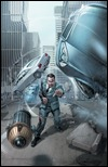 HARBINGER #0 Variant - Pullbox