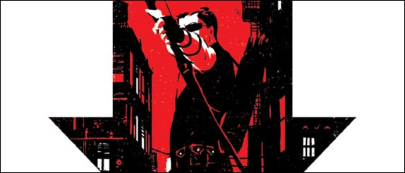 Hawkeye #6 Cover