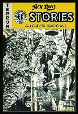 Jack Davis' EC Stories: Artist's Edition HC