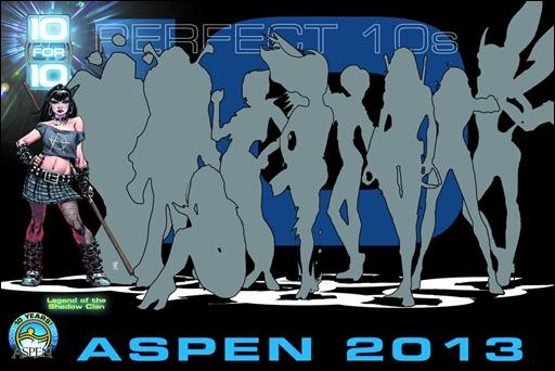 Aspen Comics Jam Poster