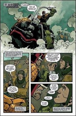 Judge Dredd #1 Preview 7