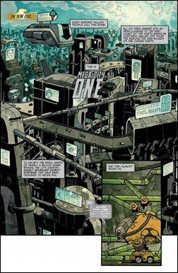 Judge Dredd #1 Preview 1