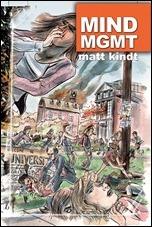 MIND MGMT #8