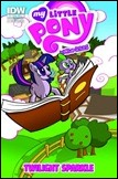 My Little Pony Micro-Series: #1 (of 6): Twilight Sparkle