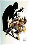 THE SAVAGE HAWKMAN #17
