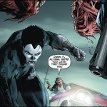 Preview of Shadowman #2 by Justin Jordan & Patrick Zircher