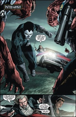 Shadowman #2 Preview 1