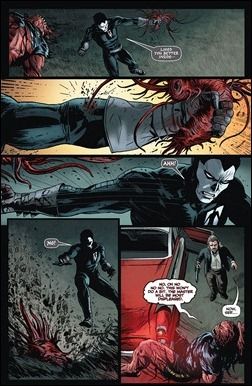 Shadowman #2 Preview 5
