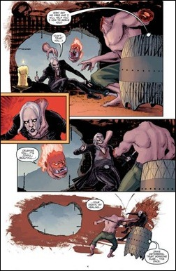 The Crow #5 Preview 5