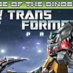 Preview: Transformers: Prime – Rage of the Dinobots #1 (IDW)