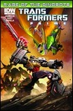 Transformers: Prime—Rage of the Dinobots #4 (of 4)