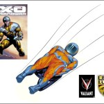 Valiant & USA Luge Create Race Suits Inspired by X-O Manowar