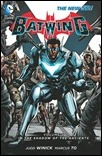 BATWING VOL. 2: IN THE SHADOWS OF THE ANCIENTS TP