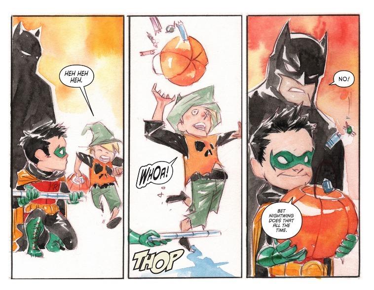 Discussion Of Batman: Li'l Gotham #1 (DC) - Comic Book Critic