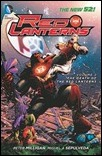 RED LANTERNS VOL. 2: THE DEATH OF THE RED LANTERNS TP