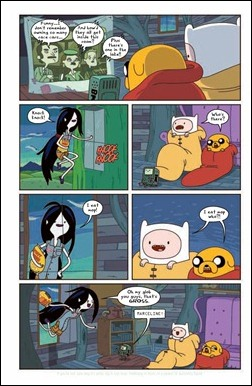 Adventure Time #11 Preview 2