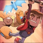 Preview: Bravest Warriors #3 (BOOM!) by Joey Comeau & Mike Holmes
