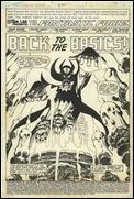 John Byrne's Fantastic Four: Artist's Edition HC