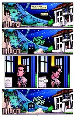 Doctor Who #3 Preview 2