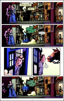 Doctor Who #3 Preview 3