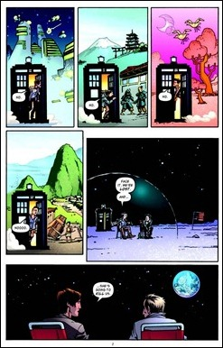 Doctor Who #3 Preview 4