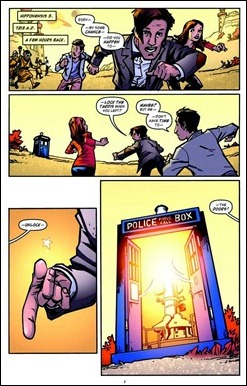 Doctor Who #3 Preview 5