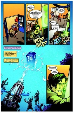 Doctor Who #3 Preview 6