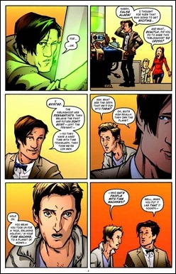 Doctor Who #3 Preview 7
