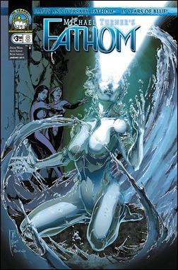 FATHOM (vol. 4) #8 Cover A - Alex Konat