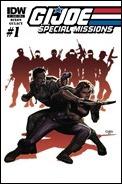 G.I. JOE: Special Missions #1