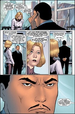Harbinger #7 Preview 4