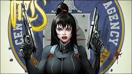 Executive Assistant: Iris (vol. 3) #1
