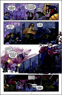 Judge Dredd #2 Preview 3