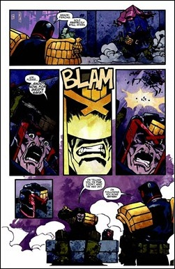 Judge Dredd #2 Preview 4