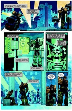 Judge Dredd #2 Preview 6