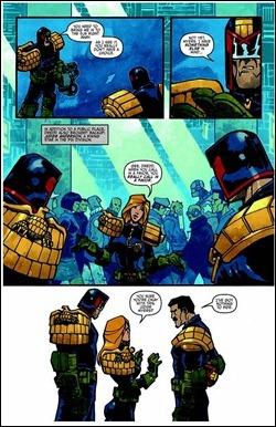 Judge Dredd #2 Preview 7