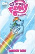 My Little Pony Micro-Series: #2 (of 6): Rainbow Dash