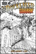 The Rocketeer: Hollywood Horror #2 (of 4)