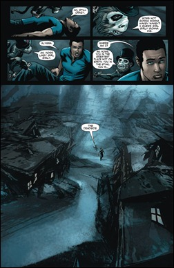 Shadowman #3 Preview 2