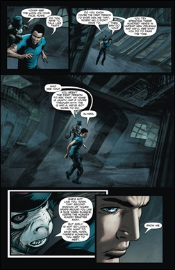 Shadowman #3 Preview 3
