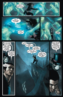 Shadowman #3 Preview 6