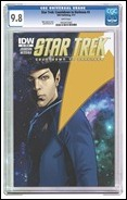 Star Trek: Countdown to Darkness #3 (of 4) CGC