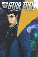 Star Trek: Countdown to Darkness #3 (of 4)